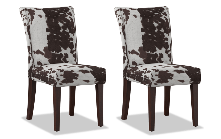 Set of 2 Fawn Chairs