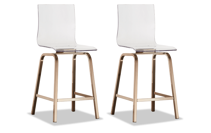 Arnie Bronze Swivel Chair