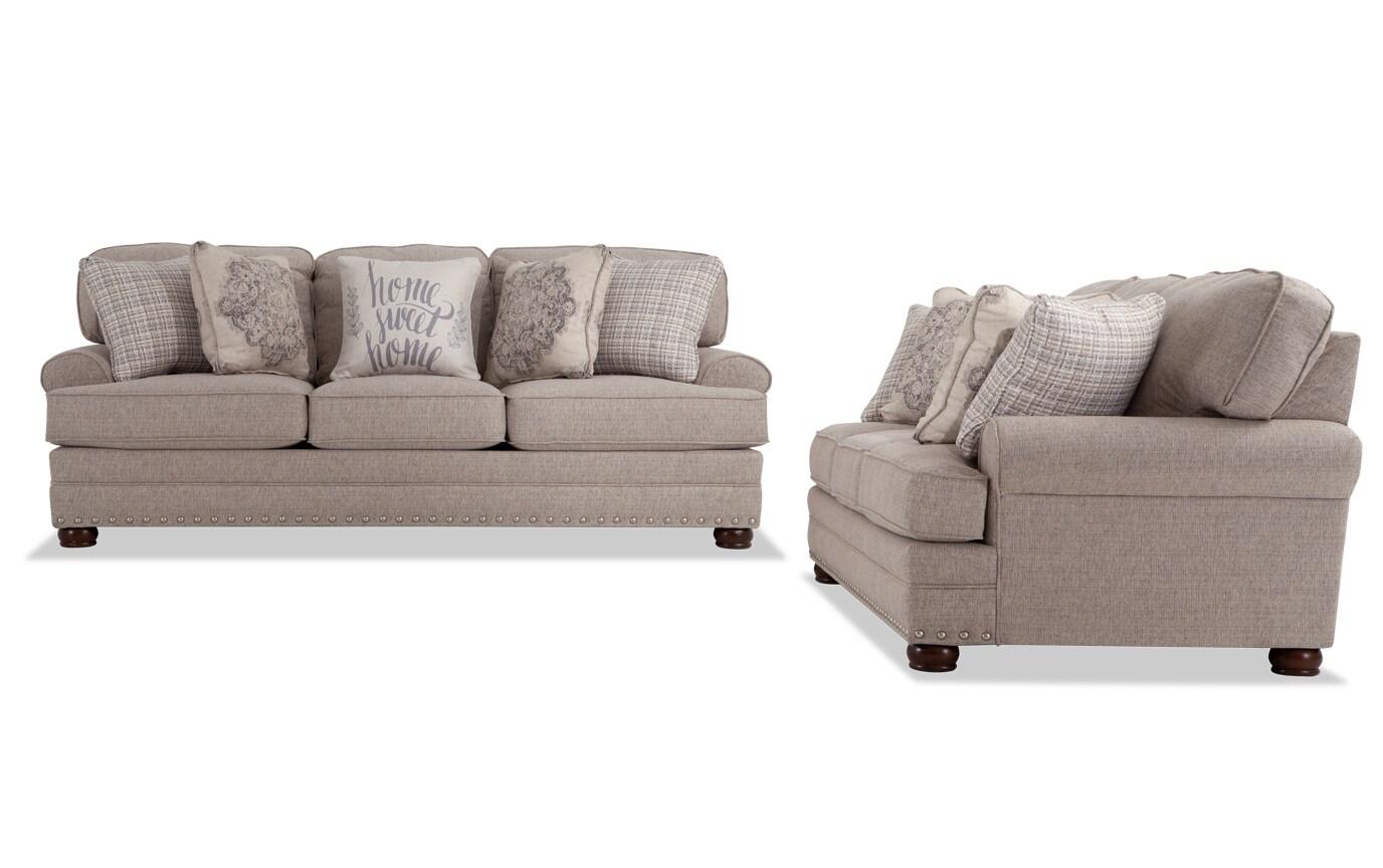Charleston Sofa Set