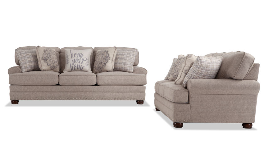 Charleston sofa set - Bob s discount furniture living room sets ...