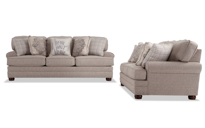 Charleston Sofa Set