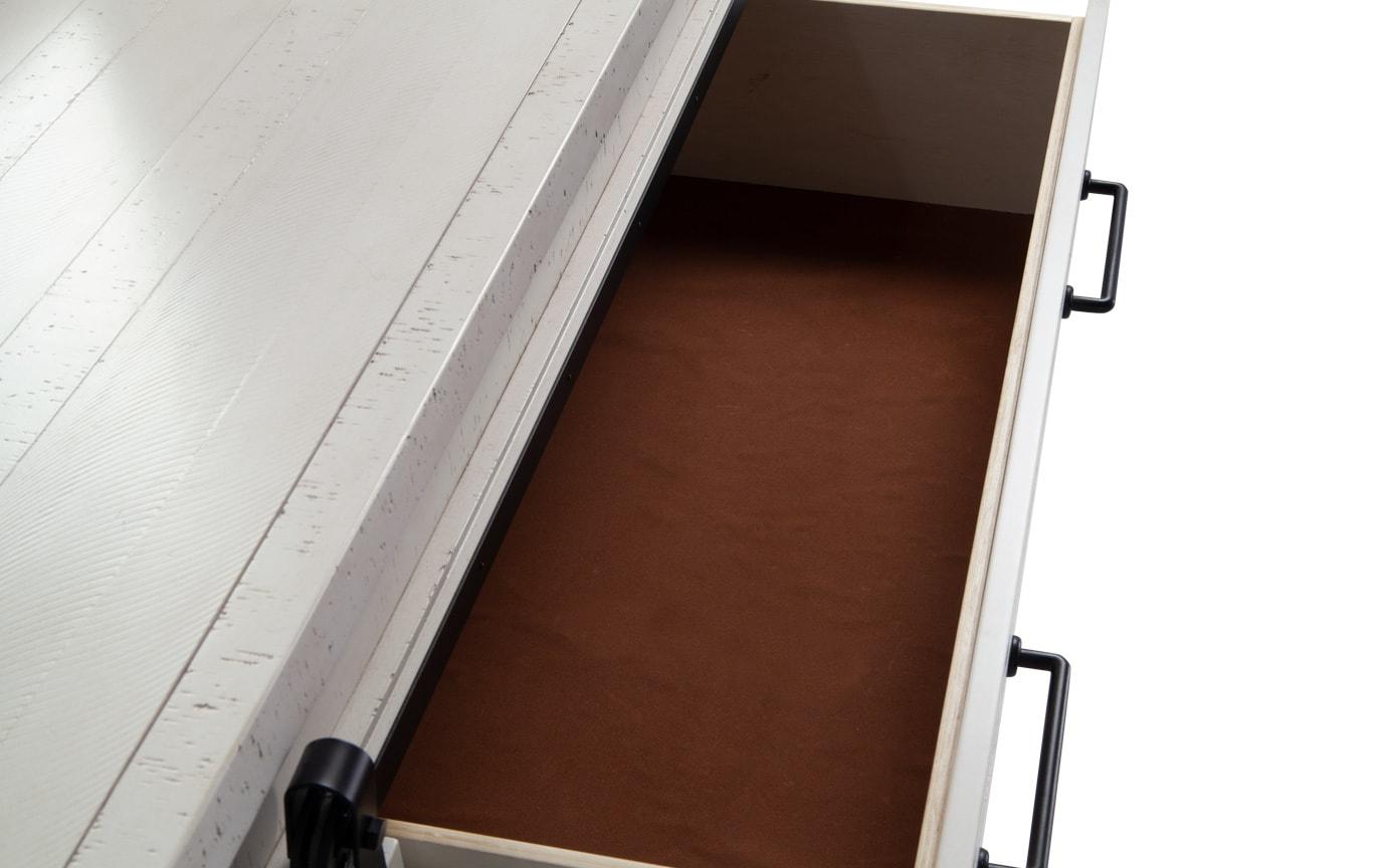Montana Bookcase Storage Bedroom Set