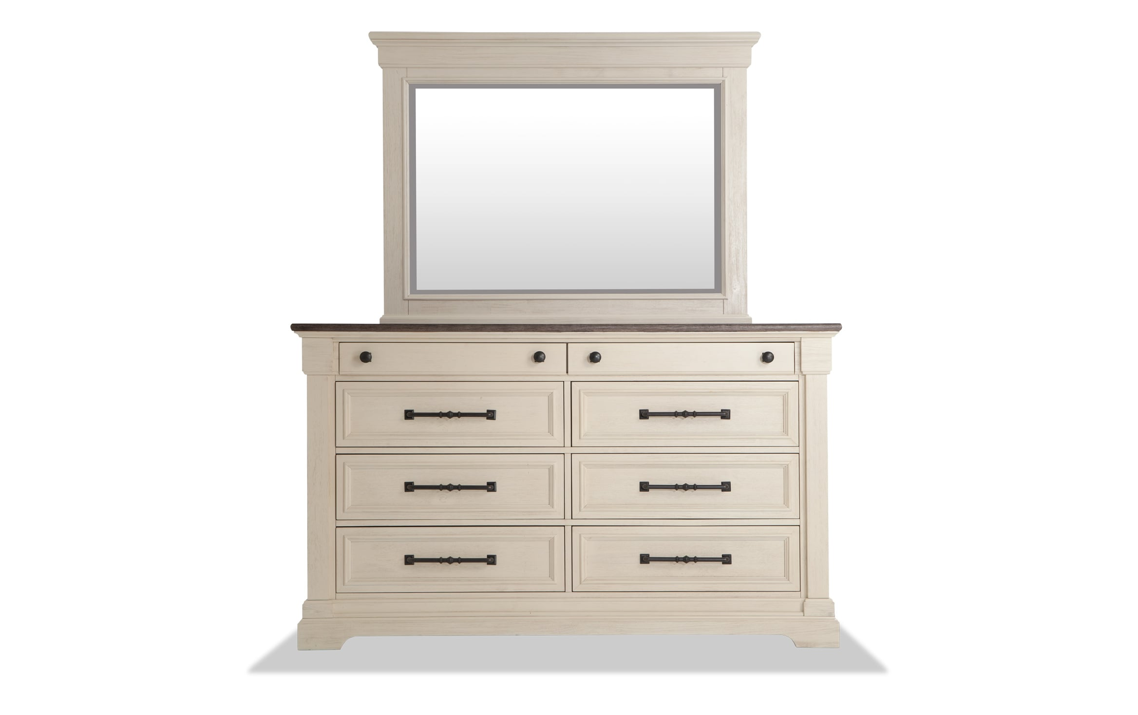 Laurel Dresser Mirror Bobs
