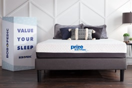Bob-O-Pedic Prize Hybrid Full Mattress