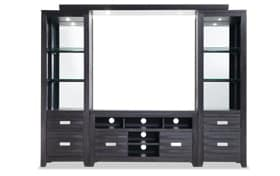 Elevations 4-pc. Wall Unit w/ 50'' TV Console