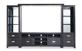 Elevations 4-pc. Wall Unit w/ 60'' TV Console