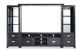 Elevations 4-pc. Wall Unit w/ 70'' TV Console