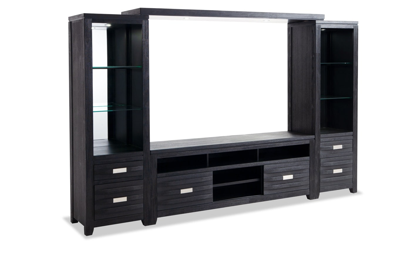 Elevations 70'' Entertainment Complete Wall System