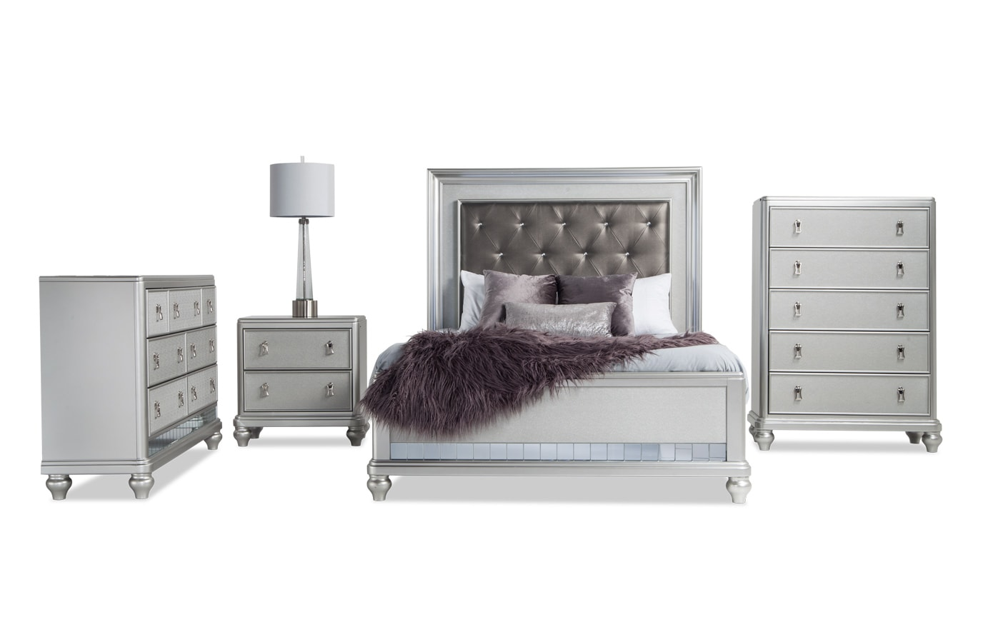 Diva Ii Bedroom Set Bobs Com