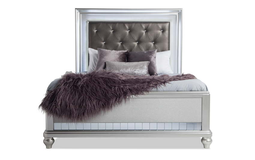 Diva II Queen Bed