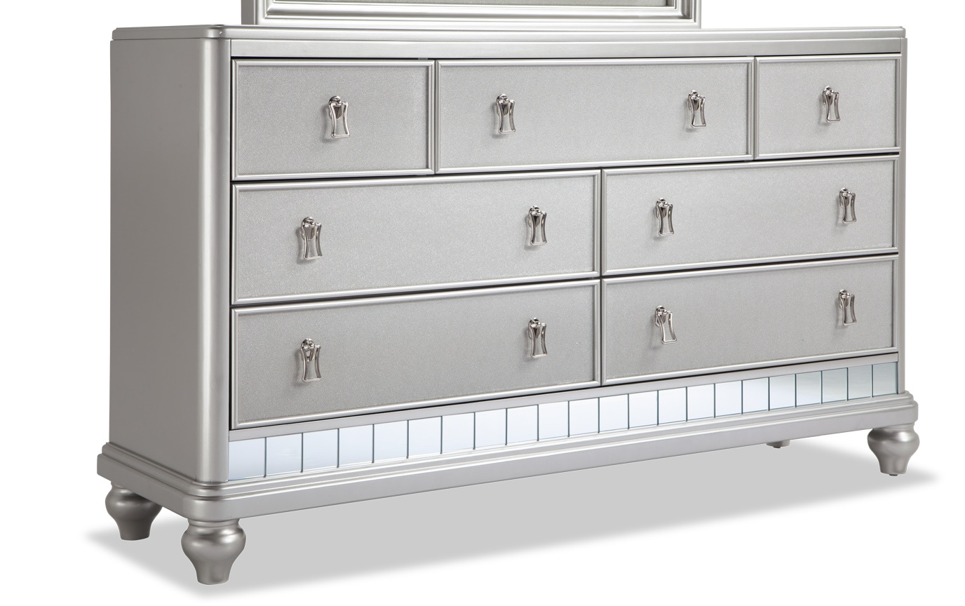 Diva II Dresser & Mirror