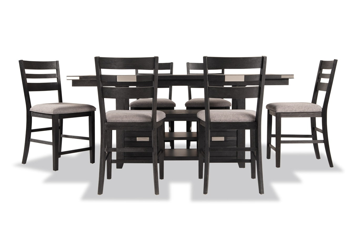 Elevations 7 Piece Counter Set