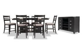 Elevations 8 Piece Counter Set with Server