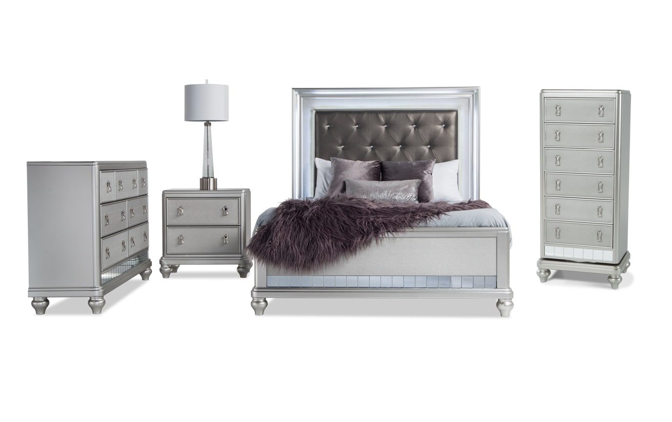 Diva II Bedroom Set