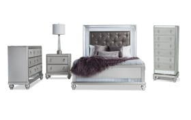 Diva II Queen Bedroom Set