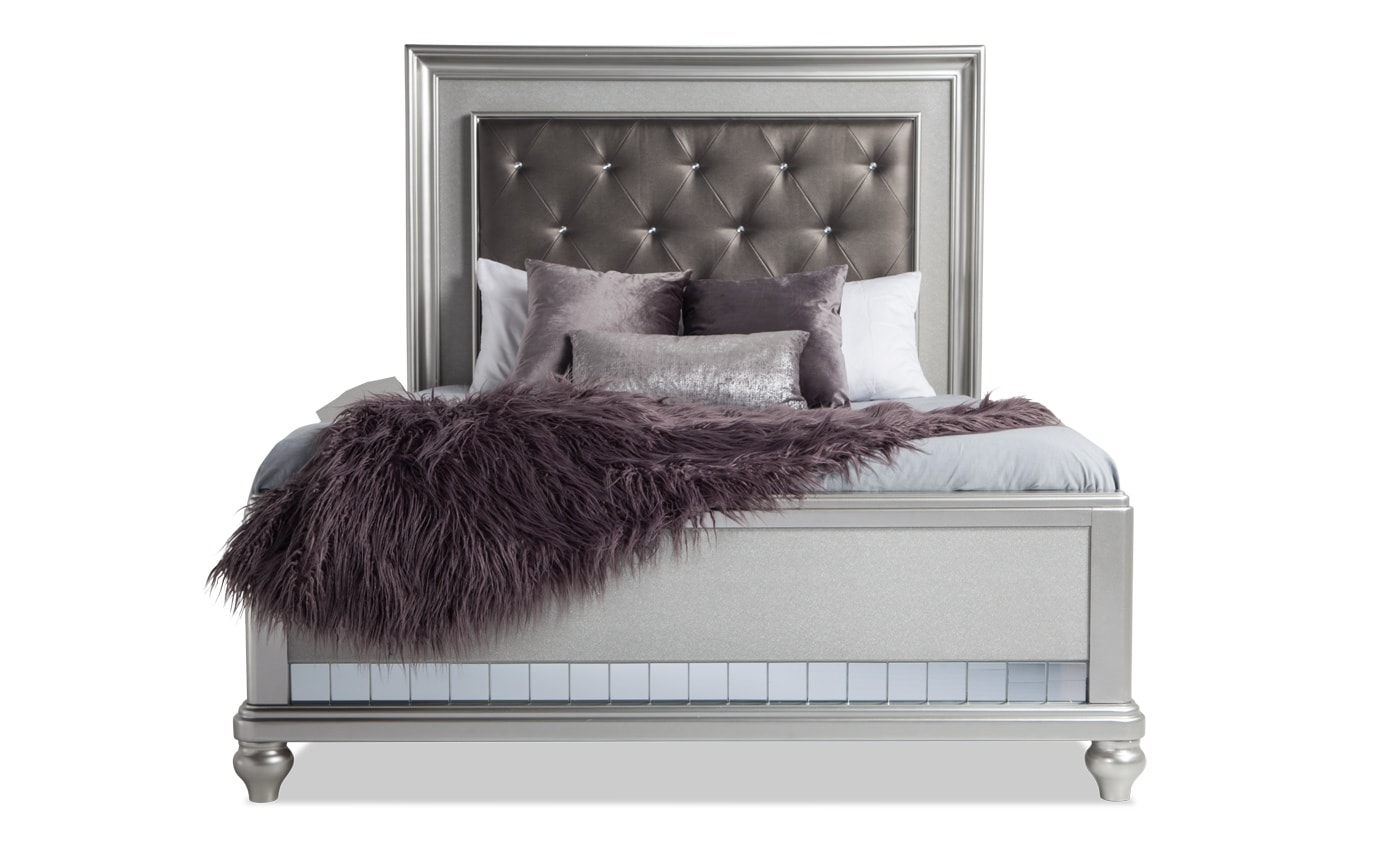 Diva II Full Bedroom Set