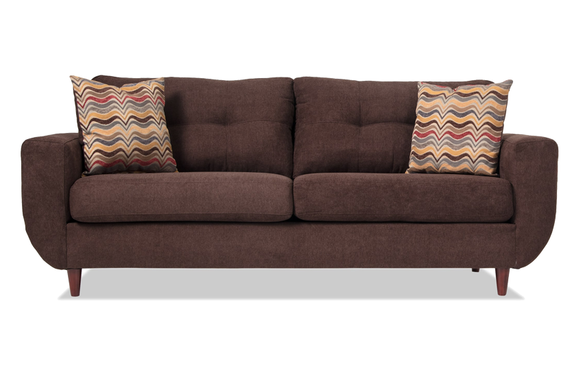 Cecil Chocolate Sofa