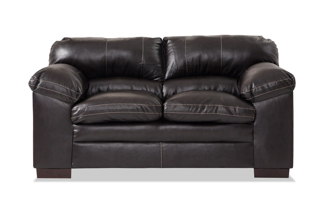 Colin Brown Loveseat