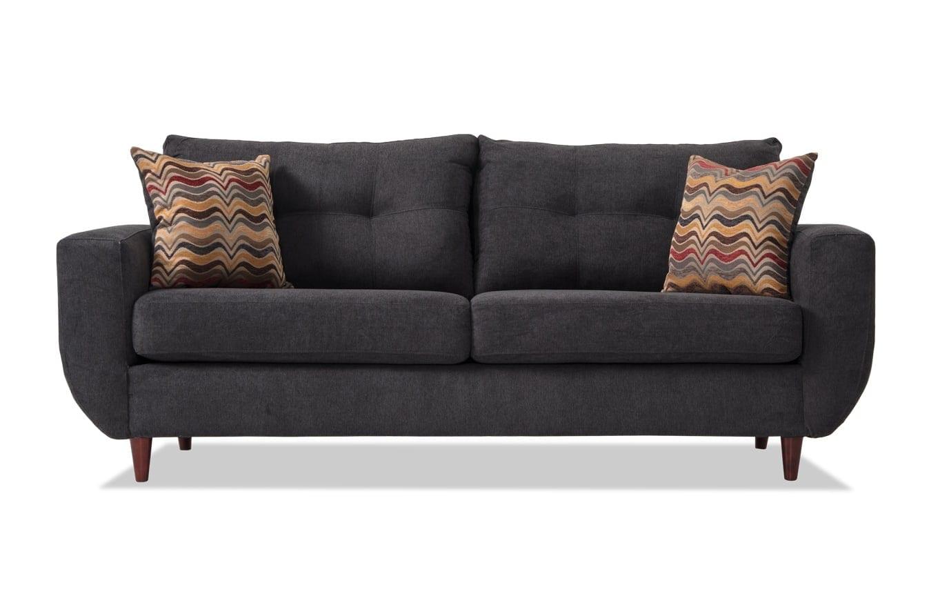 Cecil Graphite Sofa