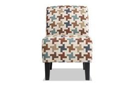 Abby Tetris Armless Chair