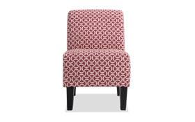 Abby Pinwheel Armless Chair