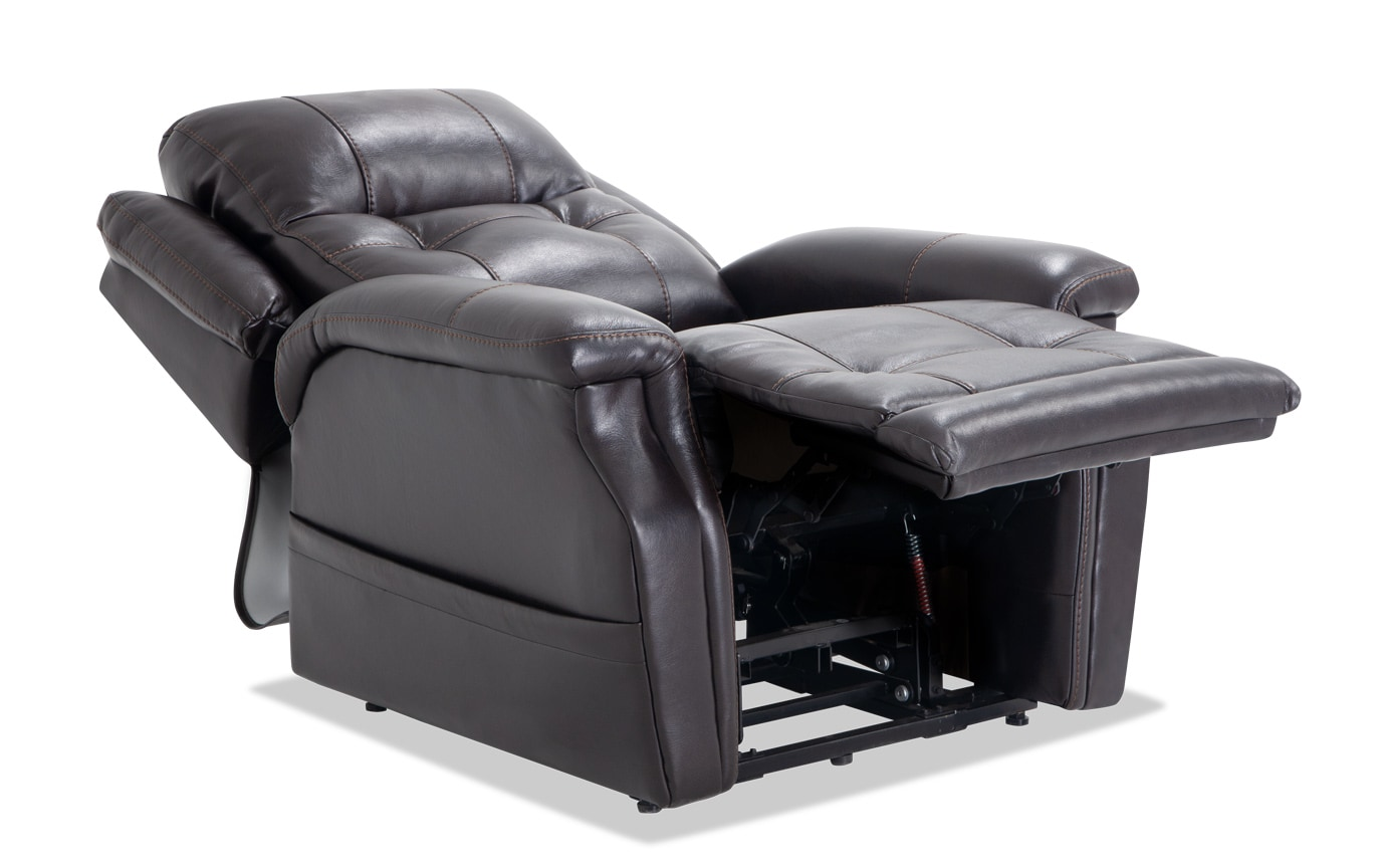Rowan Power Lift Recliner Bobs Com