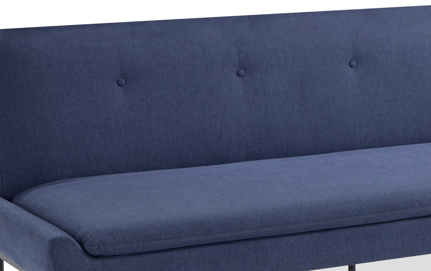 Alice Blue Bob-O-Matic Futon