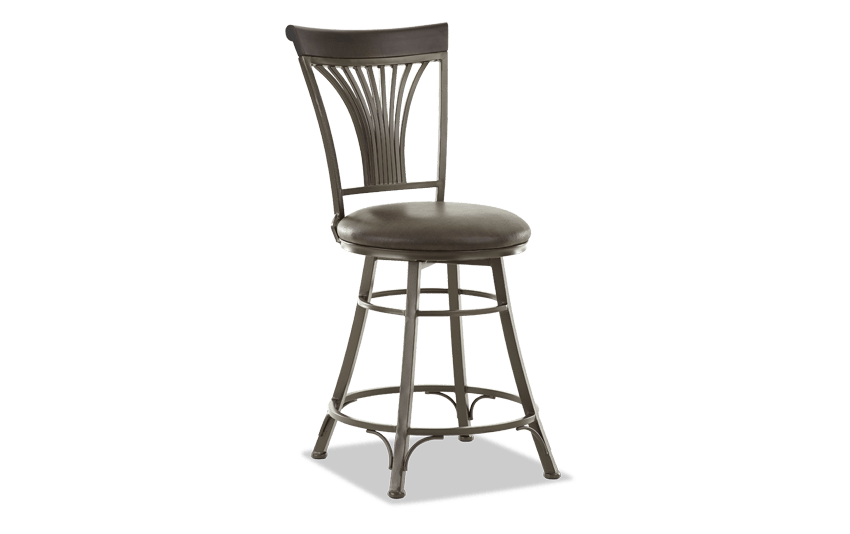 Gayle Swivel Counter Stool