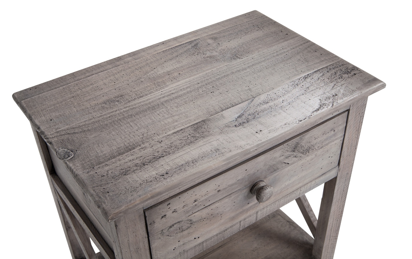 Nora Gray Criss-Cross Side Table