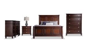 Hanover Storage Bedroom Set