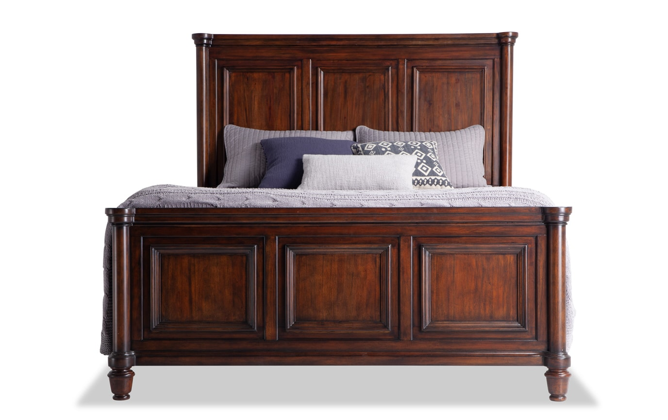 Hanover California King Storage Bedroom Set