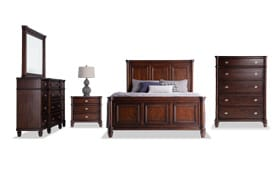 Hanover King Storage Bedroom Set