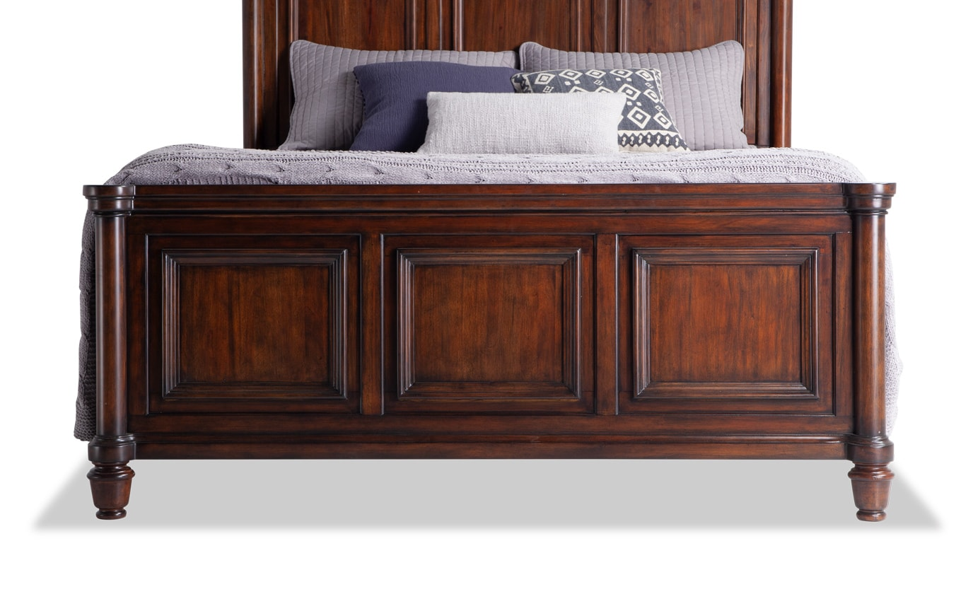 Hanover Storage Bed