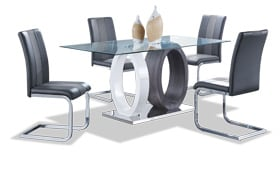 Lars 5 Piece Dining Set