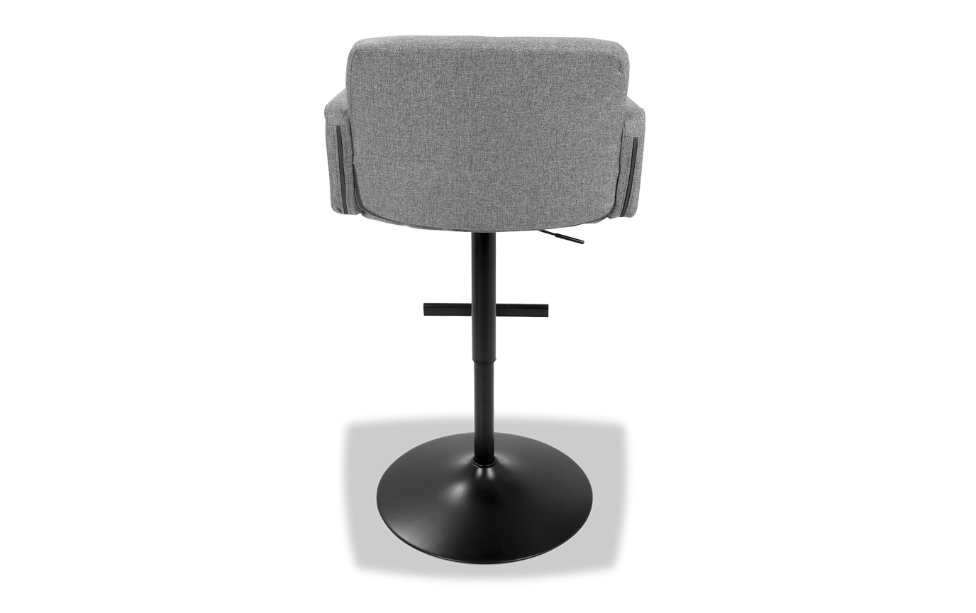 Nila Adjustable Swivel Bar Stool