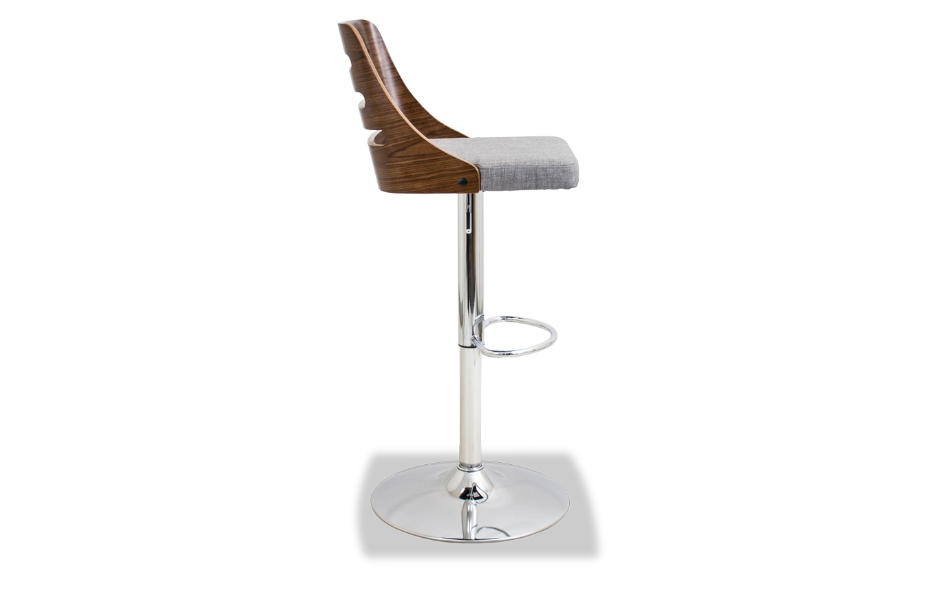 Genoa Adjustable Swivel Bar Stool