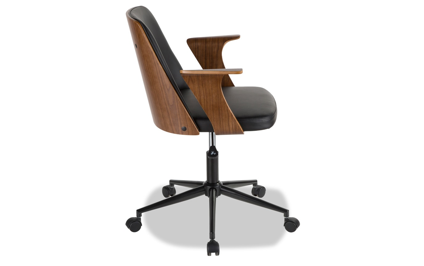 Phoebe Faux Leather Office Chair