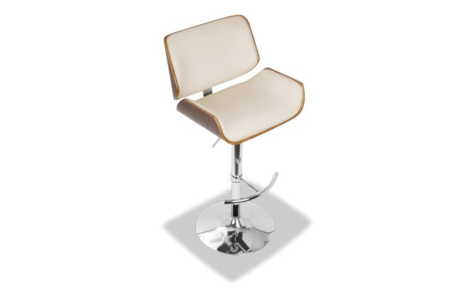Dion Adjustable Swivel Bar Stool