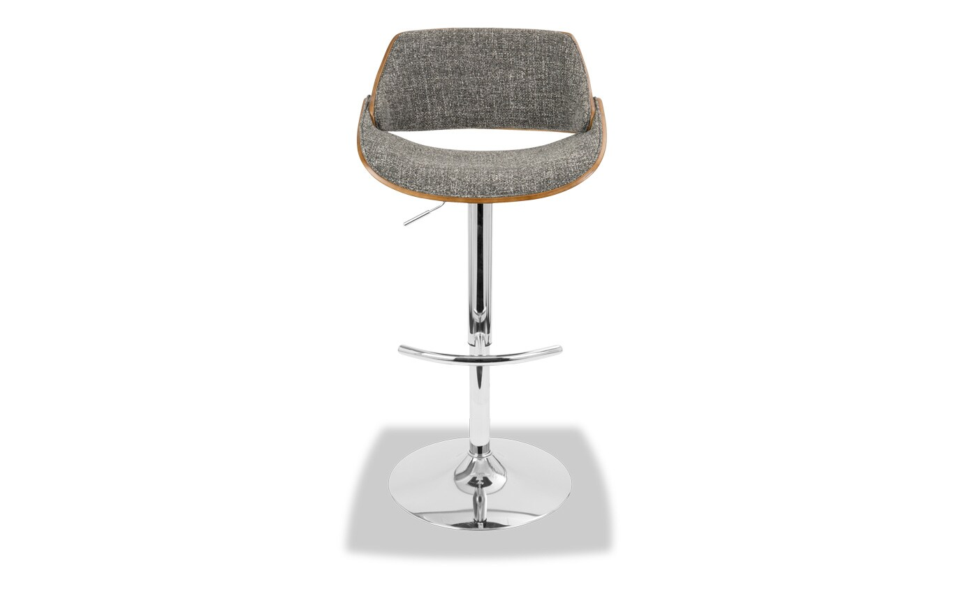 Newton Adjustable Swivel Bar Stool