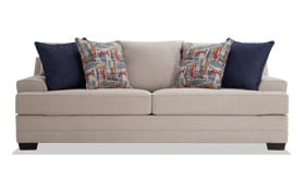 Harmony Beige Sofa