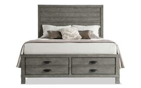 Townsend King Storage Bed