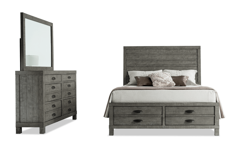Townsend California King Bedroom Set