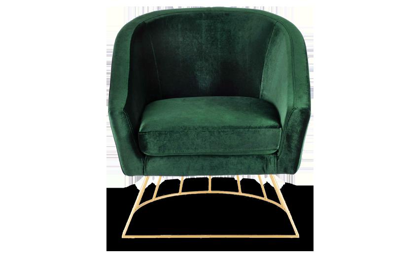 Nia Velvet Chair