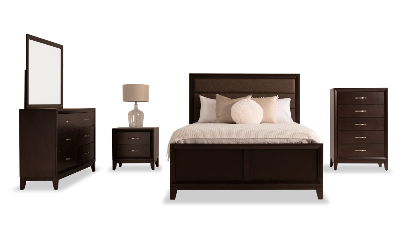 Tremont Queen Bedroom Set