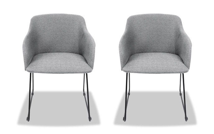 Set of 2 Suvi Dining Chairs