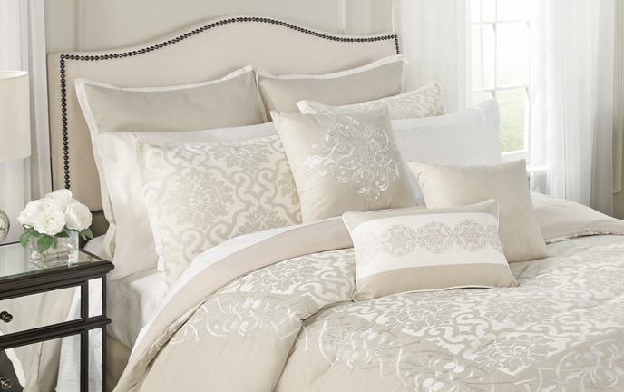 Serene 10 Piece Comforter Set
