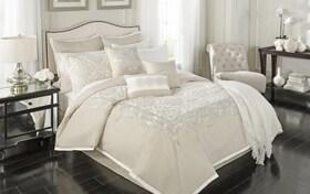 Serene 10 Piece Queen Comforter Set