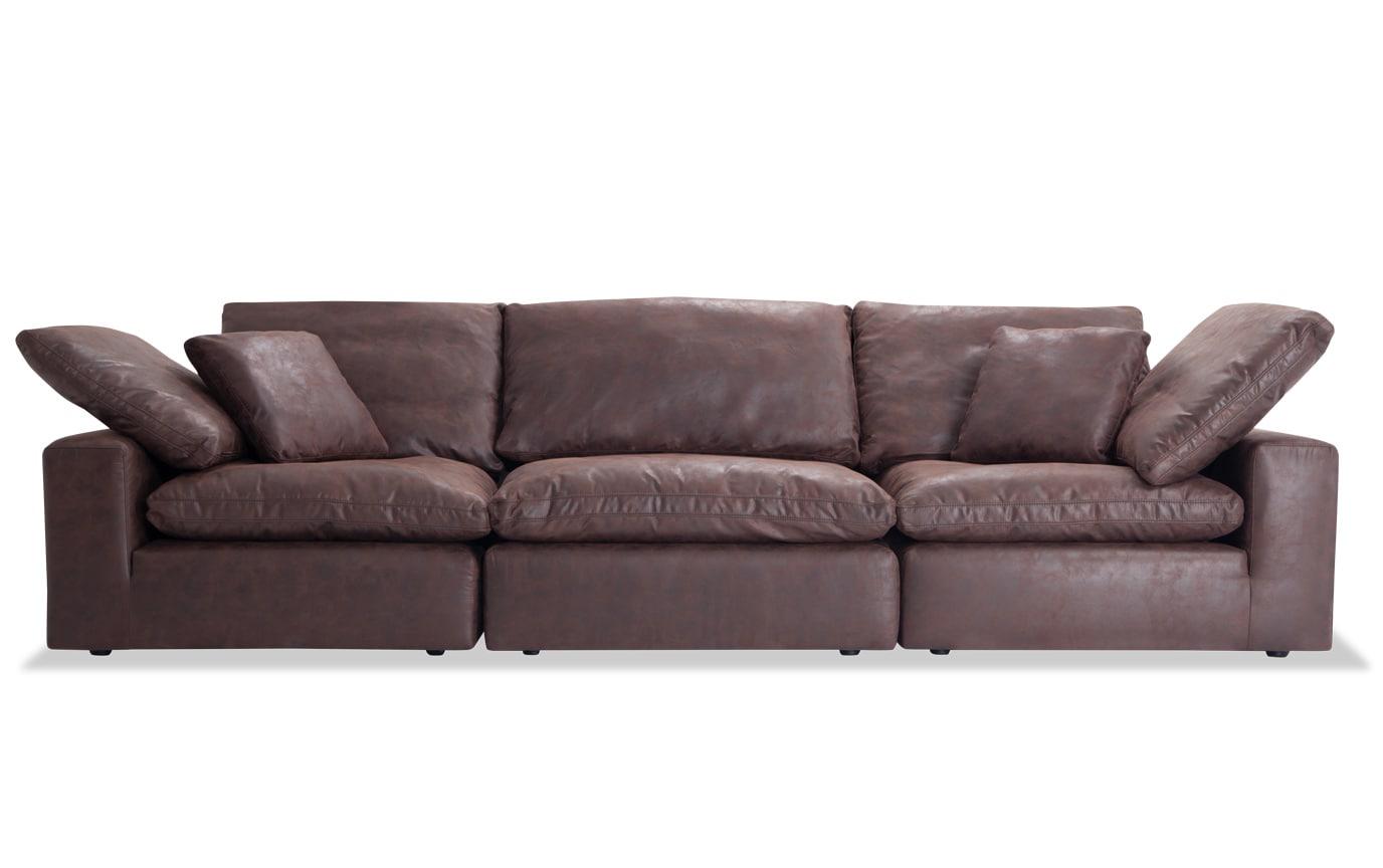 Dream Brown Modular Sofa