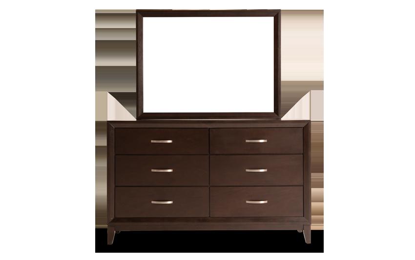 Tremont Dresser & Mirror