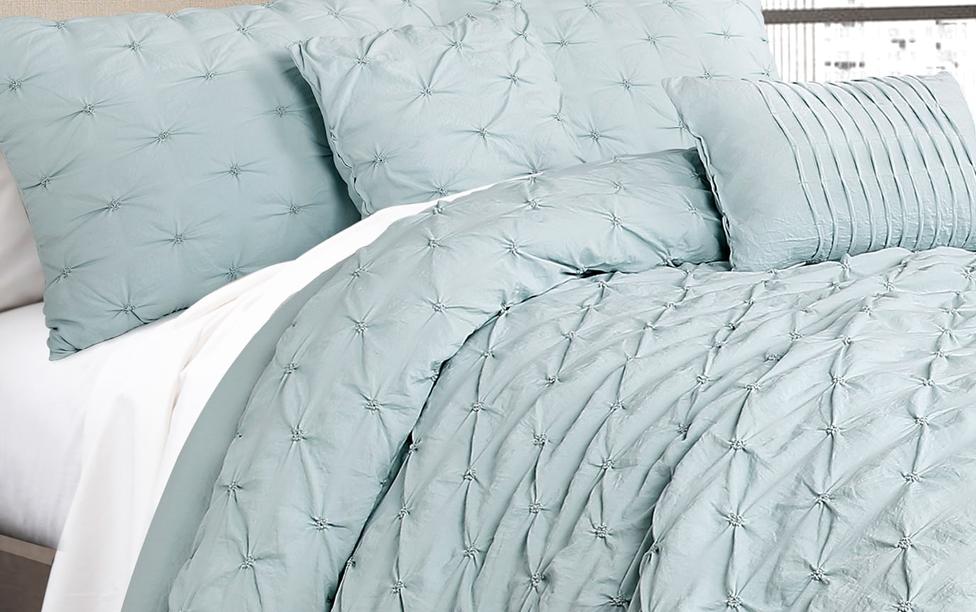 Brielle 5 Piece Comforter Set